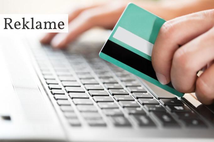 rabat på online shopping