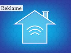 wifi hjemmet